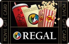 Regal Cinemas Gift Cards